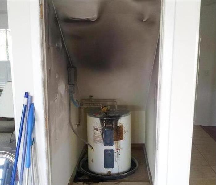 Fire Damage – Santa Monica Home