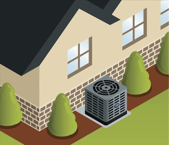 Water Damage Did You Know HVAC Systems Can Cause Water Damage to Your Marina Del Rey Residence?